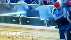 این مرد عادی برای رسیدن به صحن علنی مجلس چه کرد !+ تصویر