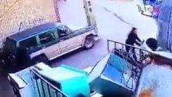 خواستگار تبریزی دختر 18 ساله را دزدید + فیلم لحظه ربودن