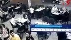 راننده زن ناشی با ماشین به داخل رستوران رفت!+ فیلم