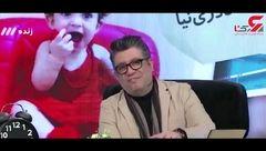 جوک گفتن «رضا رشیدپور» در برنامه حالا خورشید+فیلم
