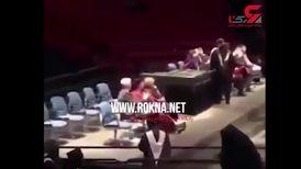 آبروریزی عجیب یک دانشجو در جشن فارغ التحصیلی+ فیلم