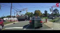 صحنه های عجیب که راننده های ناشی آفریدند+ فیلم