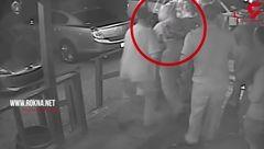 رفتار زننده رئیس پلیس با یک زن و شوهر + تصویر