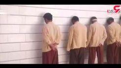لحظه دستگیری عاملان دخالت در حادثه تروریستی اهواز + فیلم