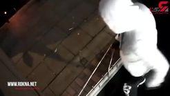 فیلم سرقت مسلحانه از جواهرفروشی