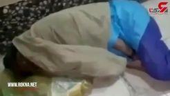 بیمارپیر را از بیمارستان خاتم الانبیا زاهدان بیرون انداختند! +فیلم باورنکردنی