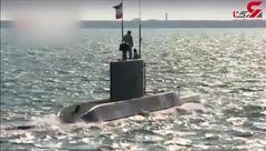 رونمایی از جدیدترین زیردریایی ایران/ ساخت «فاتح» با بیش از ۴۱۲ هزار قطعه + فیلم