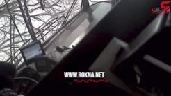 تعقیب و گریز پلیسی در اتوبان حمام خون به راه انداخت+ فیلم
