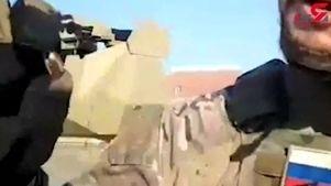 حرکات خارق العاده نیروهای ویژه روسیه در بزرگترین مانور نظامی این کشور + فیلم