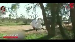 کشف هفت گور جمعی با بقایای صدها جسد در البوکمال سوریه + فیلم