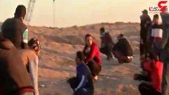 شلیک گلوله به خبرنگار العالم حین گزارش زنده تلویزیونی در غزه + فیلم و عکس