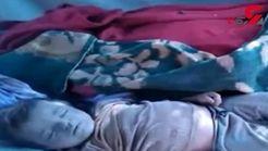 لحظه شهادت 4 کودک یمنی در خواب  + تصویر دلخراش