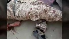 انتشار برای اولین بار / فیلم لحظه هلاکت عامل تروریستی اهواز