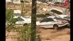 علت سیل شیراز مشخص شد