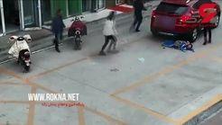 رفتار کثیف یک راننده بعد از زیرگرفتن کودک! + فیلم