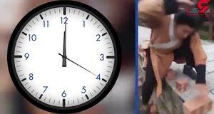 رکورد شکستن 100 آجر در 37 ثانیه با دست+فیلم