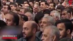 استند آپ کمدی یک مشهدی در حضور رهبر انقلاب + فیلم