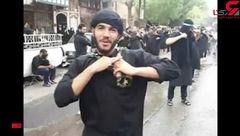 دعای یکی از شهدای حادثه تروریستی اهواز در اربعین سال ۹۶ + فیلم