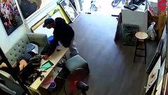 فیلم لحظه دزدی از یک گالری نقاشی