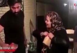 نذری درست کردن بهاره رهنما و همسرش هنوز هم جنجالی است + فیلم