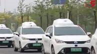 استفاده از هوش مصنوعی در خودروهای خودران در چین + فیلم