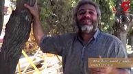 فیلم گریه های دردناک کارگر ایرانی شرکت هپکو / به خاطر نداشتن پول کاپشن زدم توی گوش بچهام