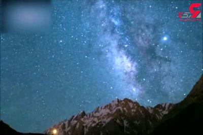 تصاویری فوقالعاده زیبا از طبیعت ایران که هرگز آن را ندیدهاید!+فیلم