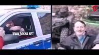 آدولف هیتلر در خیابان های آلمان ! / تحقیقات پلیس آغاز شد +فیلم