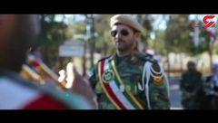 تصاویری از پشت صحنه سریال «سرباز»+فیلم