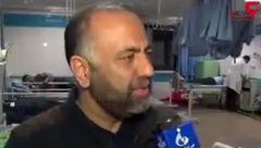 فیلم / اتوبوس کرمانشاهی ها در سمنان چپ کرد / آن ها از مشهد برمی گشتند + عکس