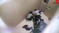 جنجال انتشار فیلم بازرسی بدنی کثیف یک زن توسط ماموران پلیس/ این فیلم را ببینید