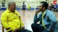 اقدام عجیب ستاره فوتبال ایران برای فرار از سربازی! +فیلم