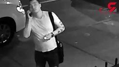 مرد جوان هر شب با اسلحه سراغ زن همسایه می رفت و از او تمکین می خواست + فیلم