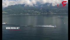 رکورد جهانی یک موتورسوار + فیلم