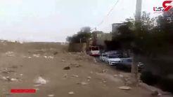 وضعیت نامناسب پارک تفریحی در شیخآباد کرج + فیلم