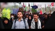 «اربعین آمد» با صدای سلیم موذنزاده اردبیلی+فیلم