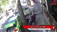 انتشار فیلم صحنه قتل با شلیک  مرگبار حسین غول در تهران + فیلم
