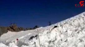 فوری / خطر تکرار فاجعه سقوط در قله دنا! / همه وحشت کردند + فیلم لحظه حادثه