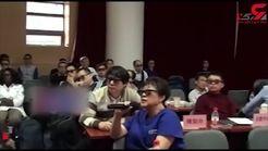 آموزش آنلاین پروفسور سمیعی به جراحان چینی + فیلم