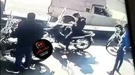 فیلم لحظه سرقت خونسردانه در روز روشن در تهران + جزییات