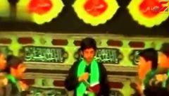 فیلمی از مداحی شهید حججی در محرم