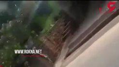 حادثه وحشتناک در کاروان عروسی + تصویر