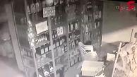 خودکشی یک دزد با شلیک به خودش جلوی دوربین / در برزیل رخ داد + فیلم