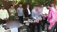 گفتگو با مرد پلیدی که زنان تهرانی را شکار می کرد! +فیلم