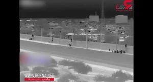 منتشر کردن فیلم فرار 108 نفر توسط پلیس+فیلم