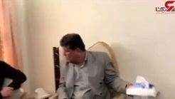 اشکهای این پدر شهید اشک همه را در آورد + فیلم