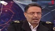 واقعیت کلیپ زد و خورد مامور وظیفه راهنمایی و رانندگی از قول رئیس پلیس راهور تهران +فیلم