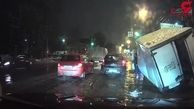 اتفاق جالب در یکی از خیابان های روسیه+فیلم