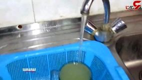 وعده ها چه شد ؟ / وضعیت وحشتناک آب آشامیدنی آبادان امروز را ببینید! + فیلم
