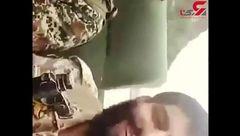 آخرین فیلم از شهید حمله تروریستی به اتوبوس زاهدان + جزییات